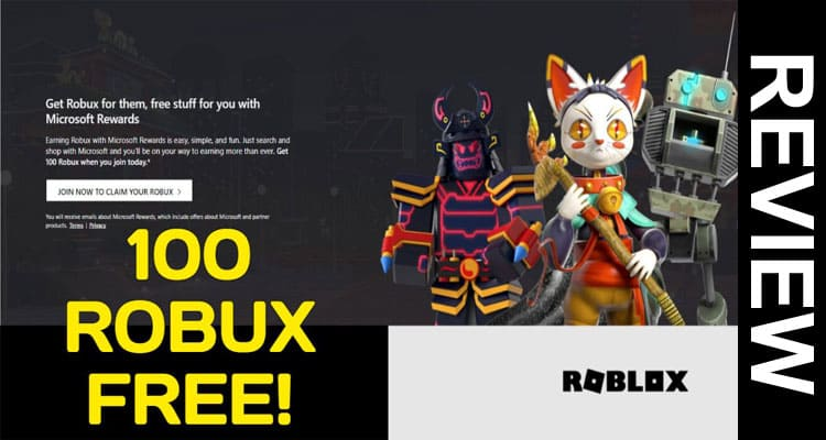 Microsoft Rewards Roblox 2020