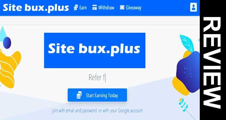 Site bux.plus 2020