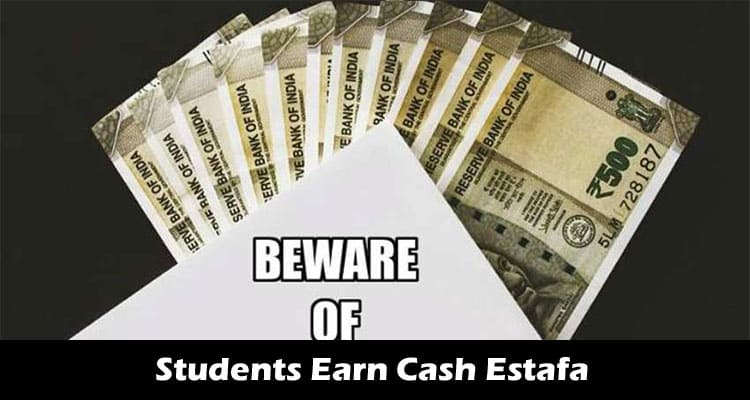 Students Earn Cash Estafa 2020 Smooth