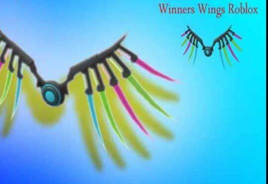 Winners Wings Roblox 2020