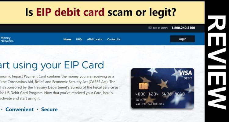 Eipcard Com Scam 2021