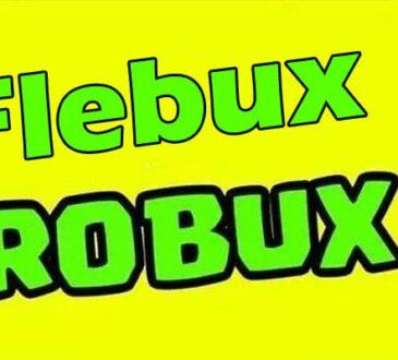 Flebux Robux 2021