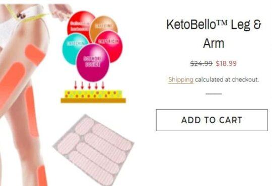 Is Ketobello Patch Legit 2021