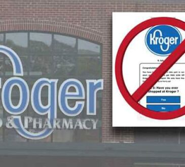 Is Kroger Scam 2021