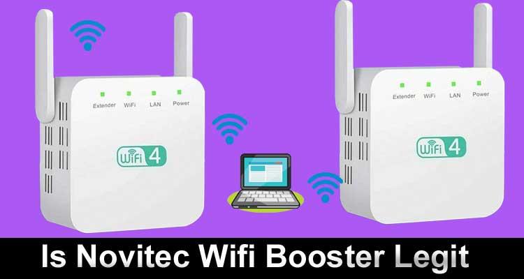 Is Novitec Wifi Booster Legit [Jan] Find Out Reviews.