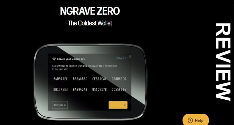 Ngrave-Zero-Review