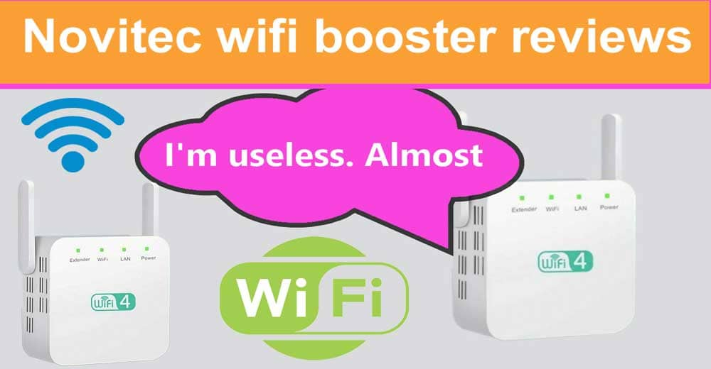 Novitec Wifi Booster Reviews (Jan)