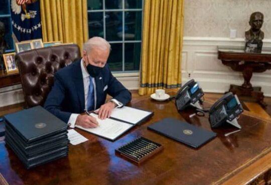 Office of the Former President Website 2021