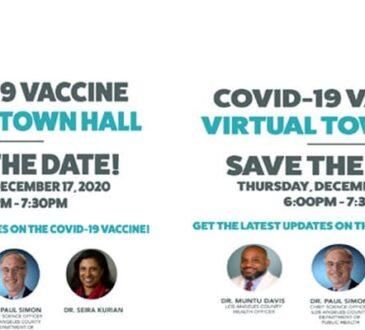 Publichealth.lacounty.gov COVID Vaccine 2021 Smooth