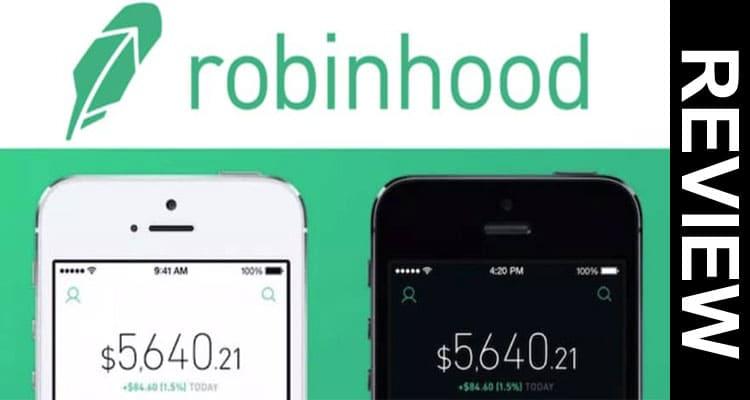 Robinhood Error Detail Not Found Smooth 2021