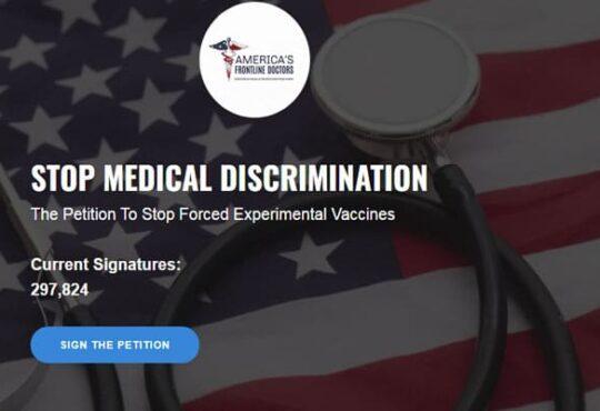 Stopmedicaldiscrimination.-