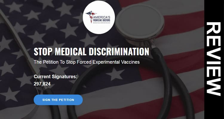 Stopmedicaldiscrimination.-
