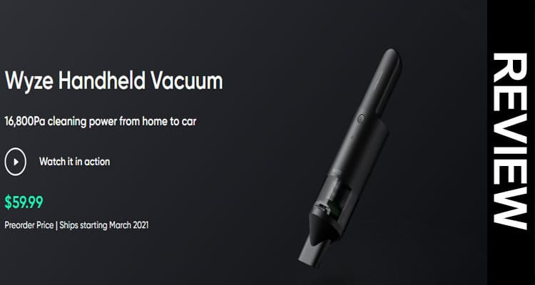 Wyze-Handheld-Vacuum - Revie