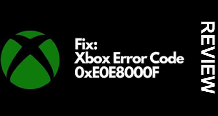 Xbox-Error-Code-0xe0e8000f