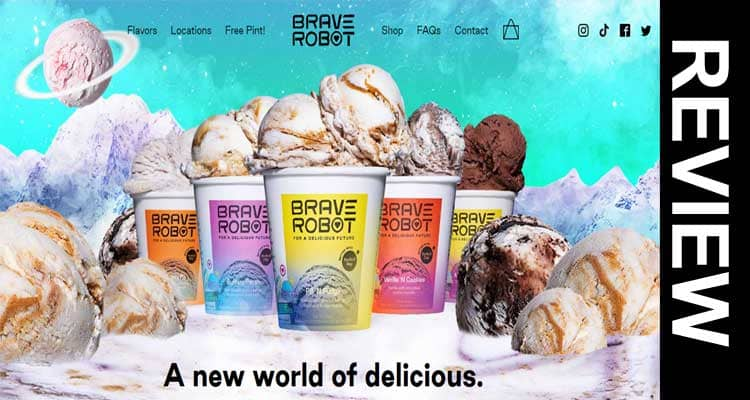 Brave Robot Ice Cream Reviews 2021