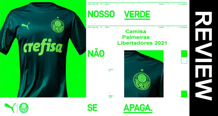Camisa Palmeiras Libertadores 2021
