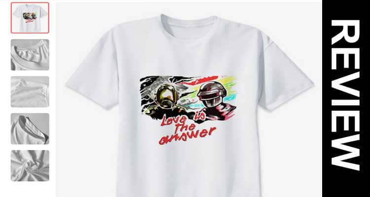 Daft Punk Love Is the Answer {Feb 2021} Are You Buying