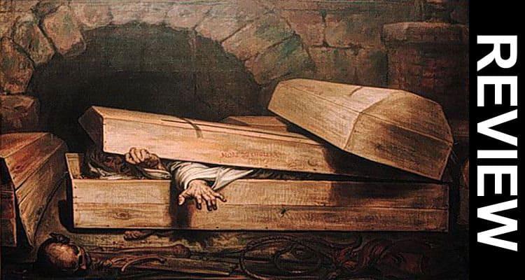 Essie Dunbar Buried Alive 2021