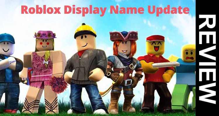 How to Get a Display Name on Roblox 2021