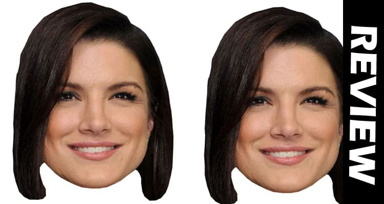 Is Gina Carano Mask Scam 2021