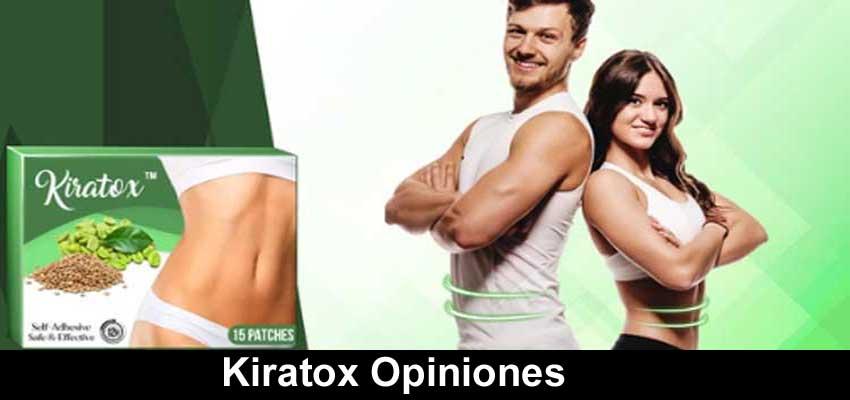 Kiratox Parche Opiniones 2021