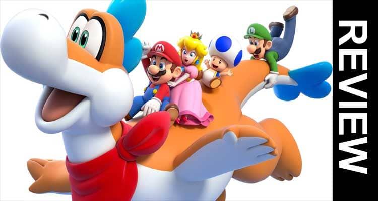 Mario 3d World 1-4 Stars 2021