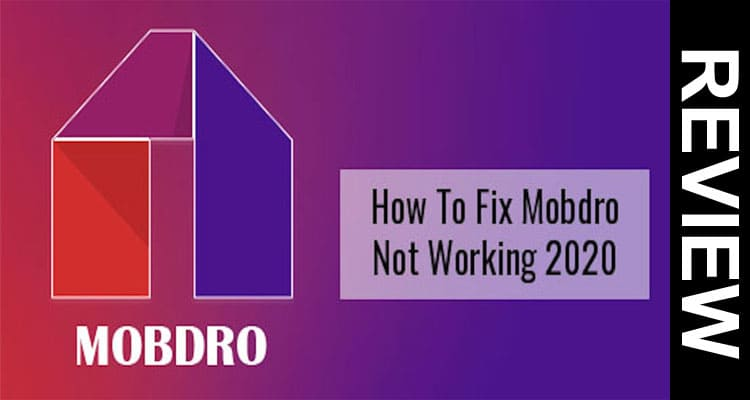 Mobdro Not Working February 2021