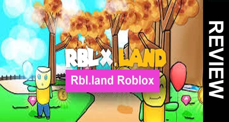 Rbl.land Roblox 2021..