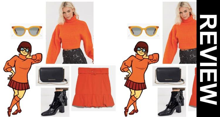 Scooby Doo Orange Turtleneck 2021 Smooth