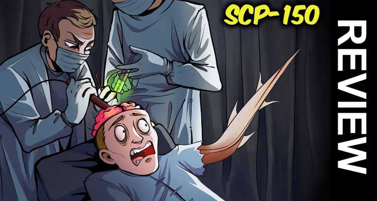 Scp 150 Parasite Real 2021