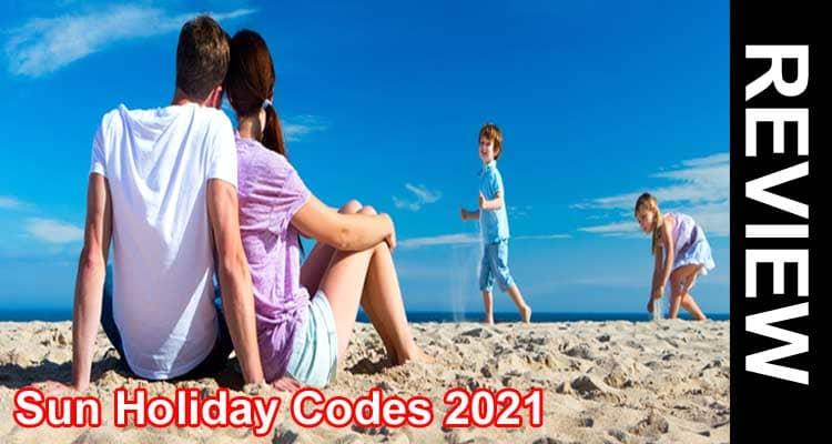 Sun Holiday Codes 2021