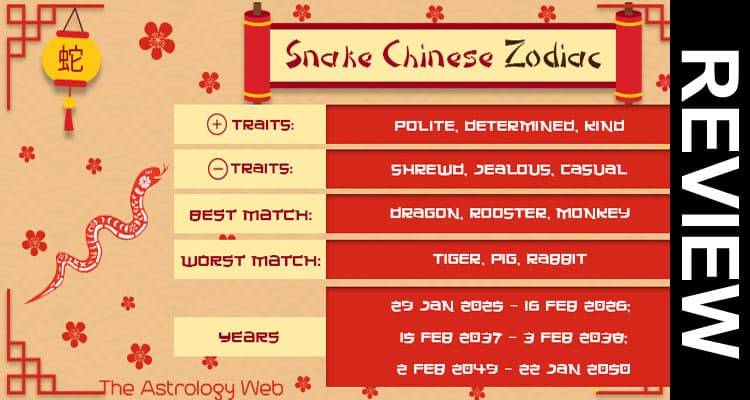 What Does Snake Mean in Chinese Zodiac 2021