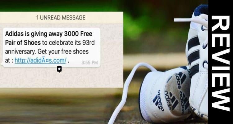 Adidas 70th Anniversary Scam 2021