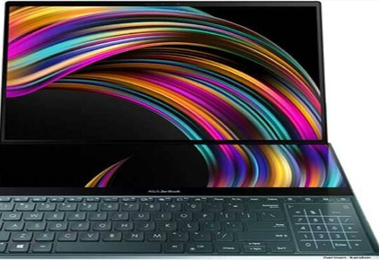 Asus Zenbook Pro Duo ux58 Review 2021