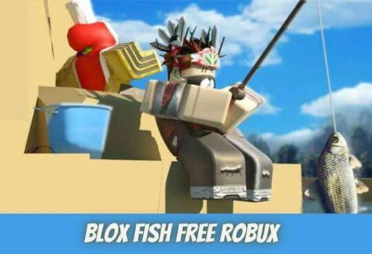 Blox Fish com Free Robux 2021