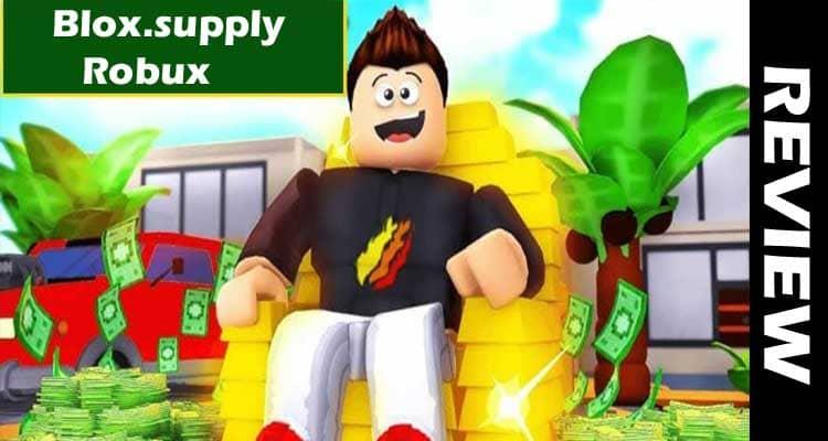 Blox.supply Robux 2021