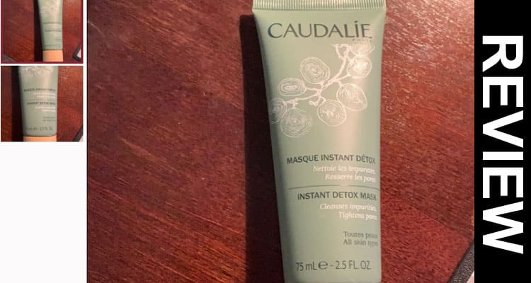 Caudalie Clay Mask Review 2021
