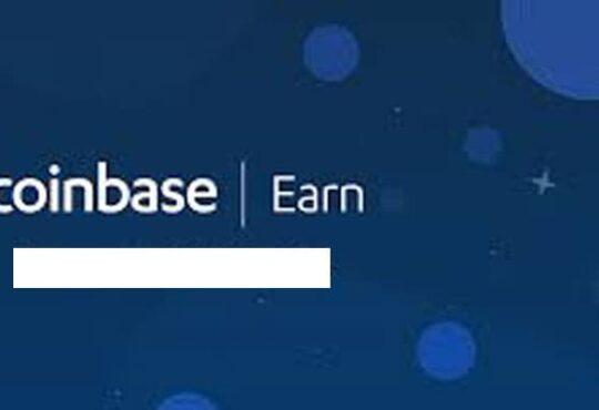 Coinbase Earn Uma 2021