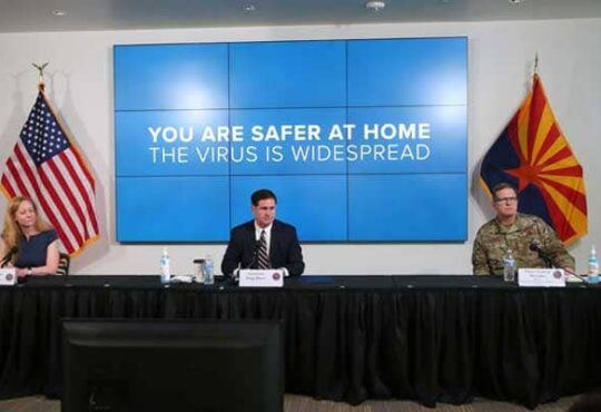 Ducey Press Conference smoothcreationsonline