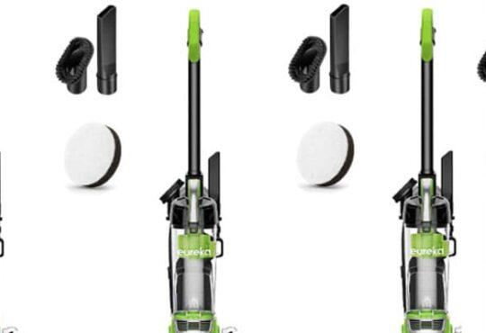 Eureka Airspeed Upright Vacuum Review