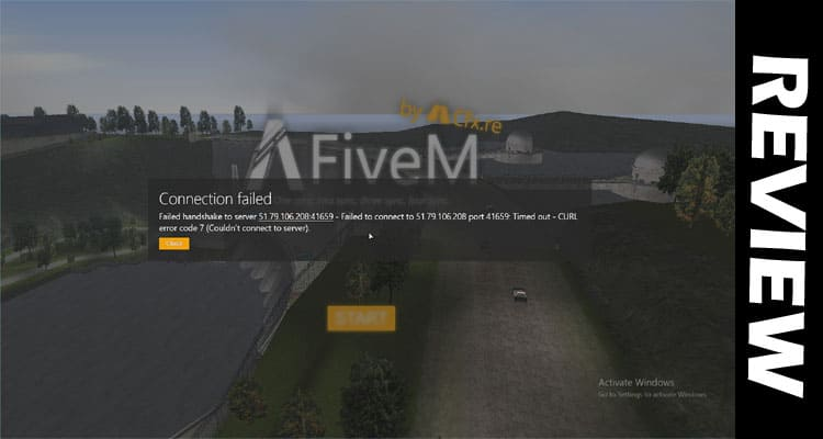 Fivem Error 522 {Mar} See The Necessary Details Here