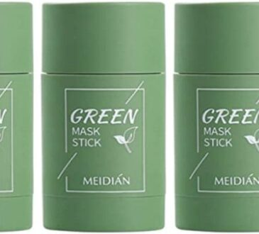 Green Tea Purifying Clay Stick Mask Review 2021