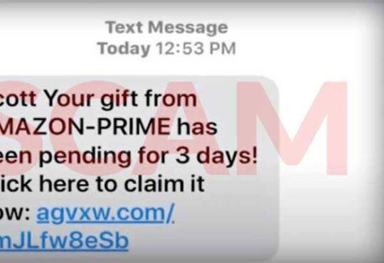 Is Amazon Bonus Credit Text Scam smoothcreationsonline..