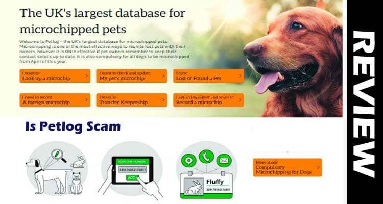 Is Petlog Scam smoothcreationsonline