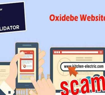Oxidebe Website 2021