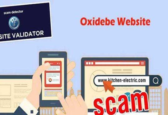 Oxidebe Website 2021