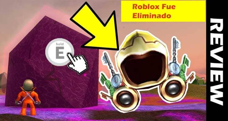 Roblox Fue Eliminado 2021