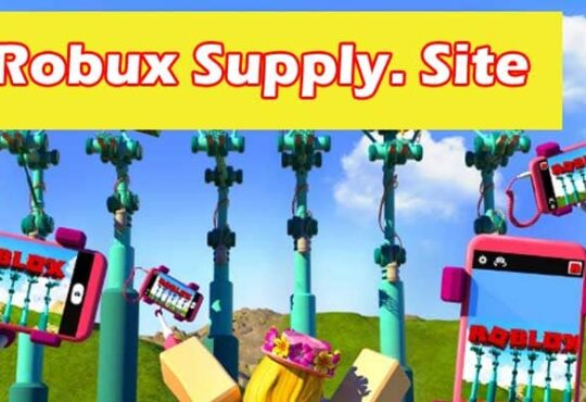 Robux Supply. Site 2021
