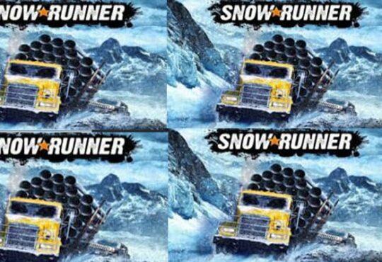 Snowrunner Version 1.20