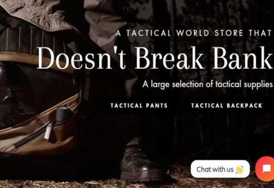 Tactical World Store Reviews